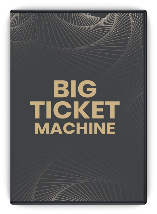 Big Ticket Machine